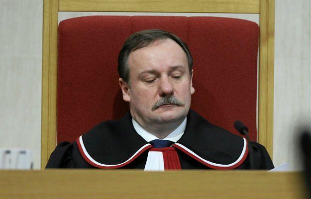 Sędzia Piotr Pszczółkowski miał być człowiekiem Kaczyńskiego w Trybunale Konstytucyjnym. Ale ciągle buntuje się przeciw PiS