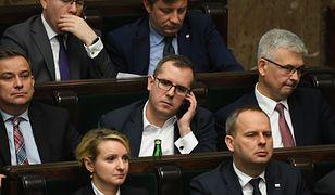 Noc sylwestrową z 2018 na 2019 rok Przemysław Czarnecki zapamięta na długo