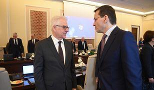 Politycy PiS mają być rozczarowani przebiegiem konferencji bliskowschodniej