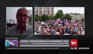 """Wybory 2020. Politolog o debacie TVP w Końskich. """"Ryzykowny krok Trzaskowskiego"""""""