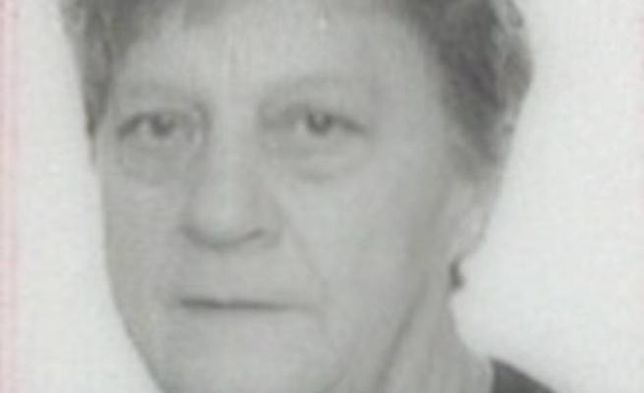 Słupska policja poszukuje 60-letniej Alfredy Szczygielskiej. Widziałeś ją?