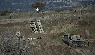 Żelazna kopuła chroni Izrael. Jak działa? Niesamowite nagranie