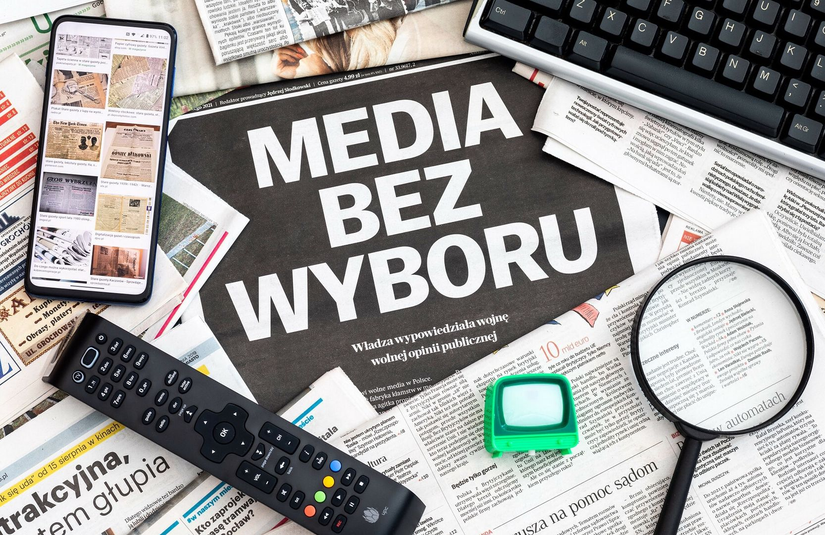 Żakowski o proteście mediów: Pieniądze to nie wszystko [OPINIA]