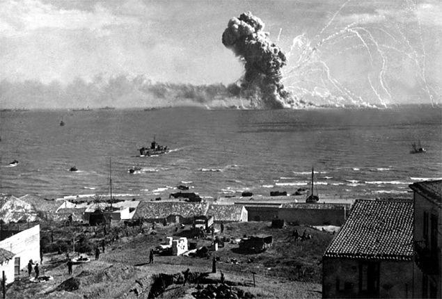 Inwazja na Sycylię - wielki wyścig Pattona i Mongomery'ego