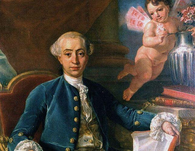Casanova nad wszystko kochał kobiety. I kłopoty