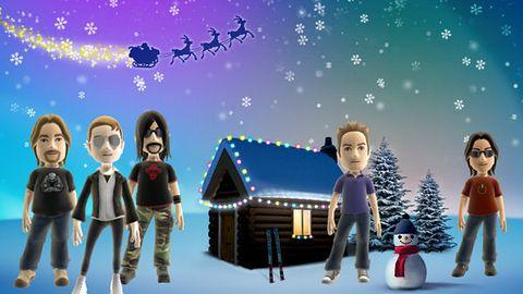 Zrób sobie kartki świąteczne ze swoim awatarkiem z NXE
