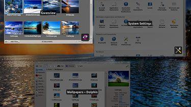 KDE 4.8 - przegląd nowości