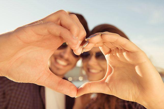 Zgodny związek pomaga szczęściu