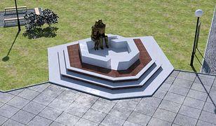 Radni PiS chcą, aby pomnik powstał na pl. Kaczyńskiego