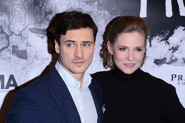 Mateusz Damięcki i Paulina Andrzejewska oddali swój głos w wyborach
