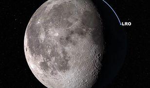 NASA daje nam rzadką okazję na oglądanie Księżyca