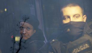 Agata Grzybowska zatrzymana. Burza wokół działań policji. Jest nowe nagranie