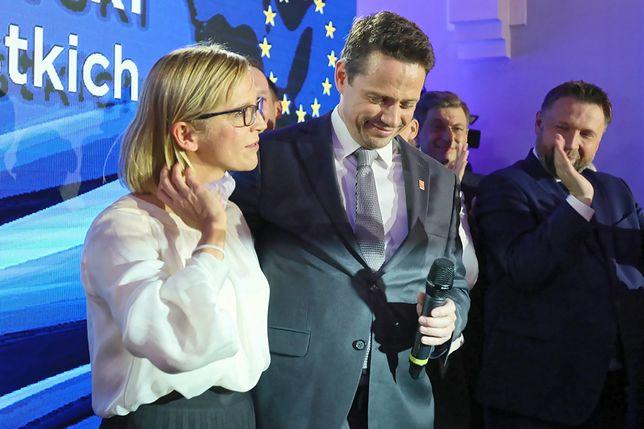 Małgorzata Trzaskowska i Rafał Trzaskowski