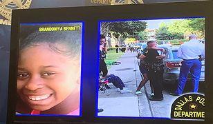 Zamordowana Brandoniya Bennett