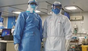 103-letnia pacjentka wyleczona z koronawirusa