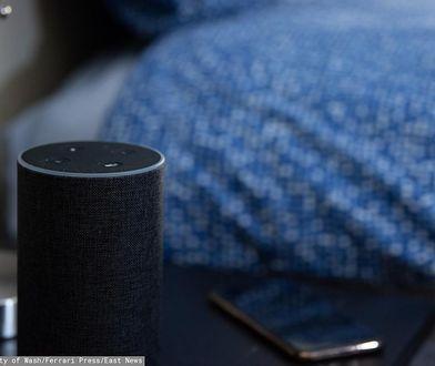 Alexa to asystent głosowy produkowany przez firmę Amazon