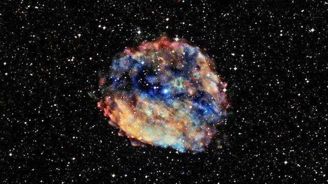 240-letnia gwiazda jest jednym z najmłodszych znanych pulsarów