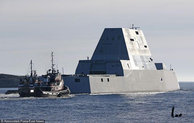 USS Michael Monsoor (DDG-1001)