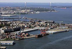 USA. Armia rozważa budowę ogromnej ściany na oceanie. Chcą uchronić Nowy Jork