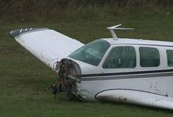 Katastrofa samolotu w USA. Na pokładzie znajdowały się cztery osoby [WIDEO]