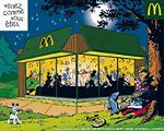 Asterix, McDonald's i gniew internautów