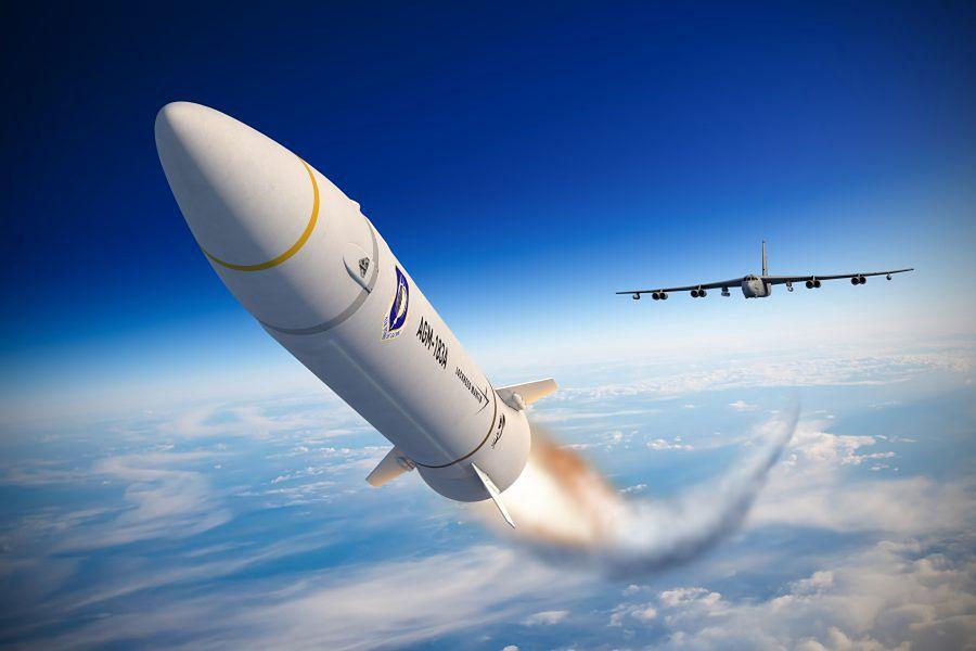 Pocisk AGM-183A