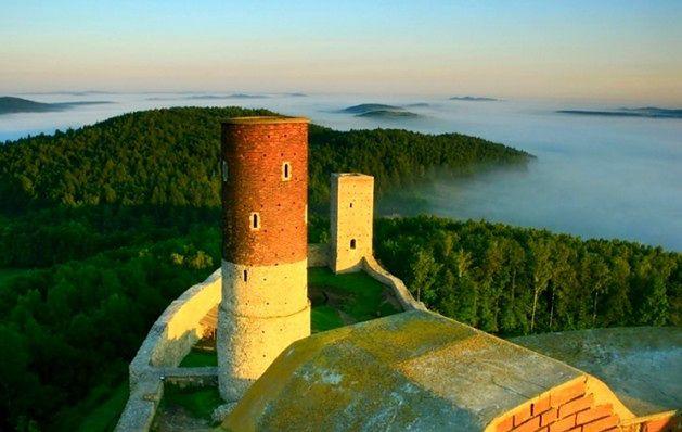 Góra Zamkowa - Chęciny