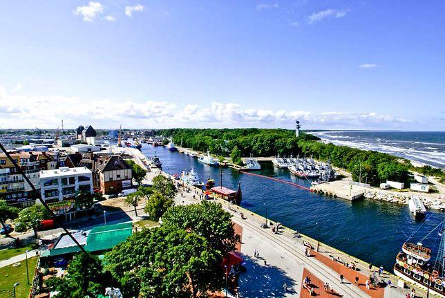 Kołobrzeg - jeden z nawiększych kurortów nad Bałtykiem