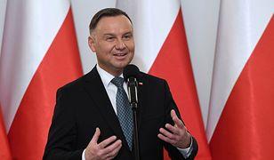 Andrzej Duda jest na razie według sondaży faworytem wyborów prezydenckich
