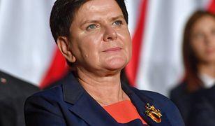 Była premier Beata Szydło.