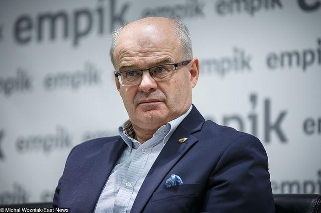 Waldemar Skrzypczak jest generałem broni SZ RP w stanie spoczynku
