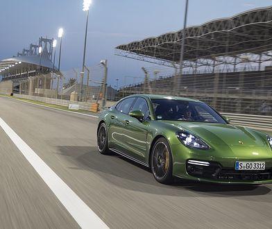 Porsche Panamera GTS: pierwszy test sportowej limuzyny na torze F1 w Bahrajnie