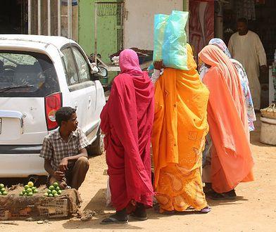 Sudańskie kobiety