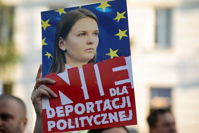 Polska deportowała Ludmiłę Kozłowską
