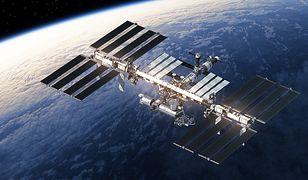 Z Międzynarodowej Stacji Kosmicznej ucieka powietrze. Problem jest poważny