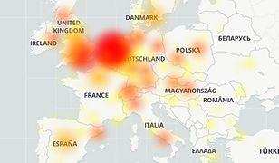 Spotify nie działa. To prawdopodobnie awaria europejskiego serwera