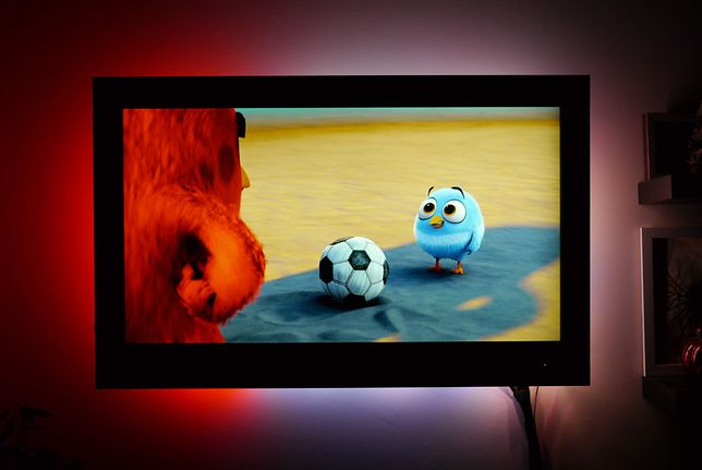 Testujemy podświetlenie telewizora, które nie nie zrujnuje waszego portfela