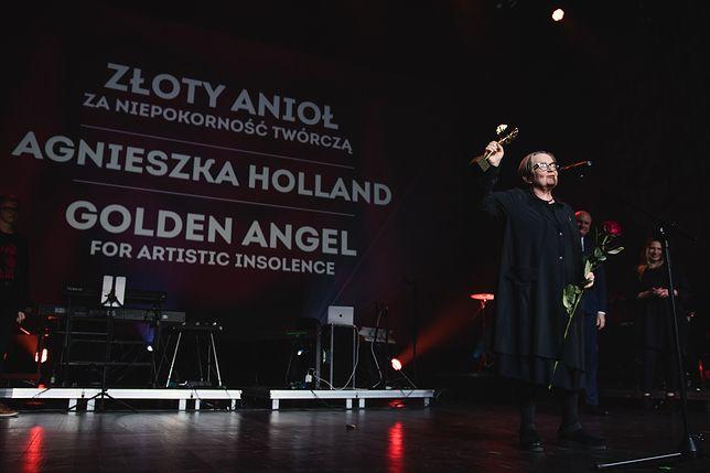 Agnieszka Holland była specjalnym gościem 17. MFF Tofifest w Toruniu.