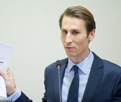 Kacper Płażyński jest radnym Gdańska