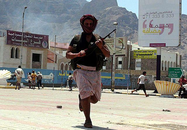 Dziesiątki zabitych, setki rannych w Jemenie - zdjęcia