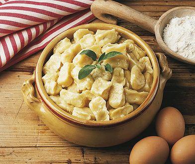 Kopytka są doskonałym dodatkiem do potraw mięsnych z sosem
