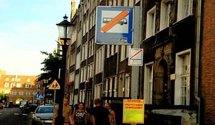 Z gdańskich ulic zniknęło już pona 9 tys. niepotrzebnych znaków