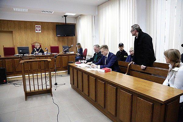 """Odroczono proces za """"naruszenie miru domowego"""" w siedzibie PKW"""