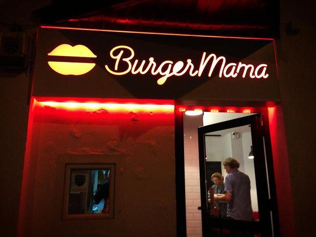 Nowe miejsce: Burger Mama