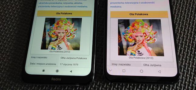 Redmi Note 8T vs UMIDIGI X