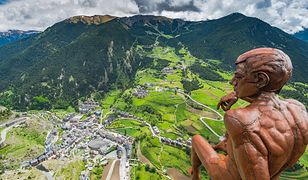 Księstwo Andory jest położone w Pirenejach