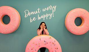 Gigantyczne donuty to tylko część atrakcji, które czekają w muzeum