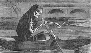 Wielki smród w Londynie w XIX w. Przez odór ludzie dostawali torsji na ulicach