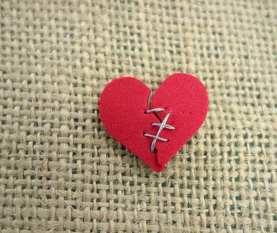 Złamane serce to medyczny fakt. Tak twierdzą lekarze