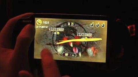 Mortal Kombat robi świetny użytek z możliwości, jakie daje PS Vita